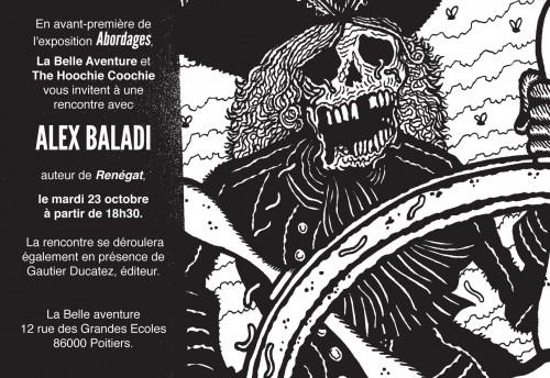 Baladi à la Belle Aventure, Poitiers, le mardi 23 octobre 2012 à 18h30.