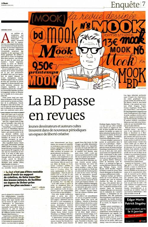 Le Monde DMPP